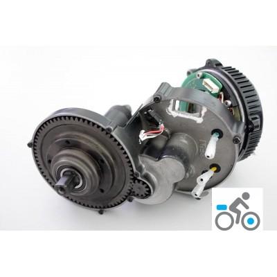 Kit pro stavbu EV kola - EVBIKE středový pohon