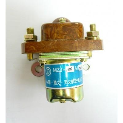 stykač MZJ 72V DC 100A