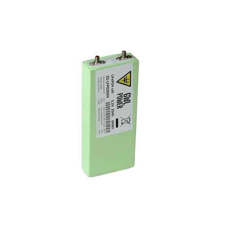 Baterie LiFePO4 3.2V 20Ah Alu