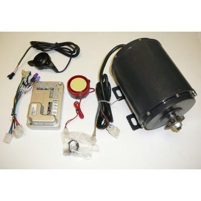 Kit pro přestavbu na řetězový pohon až 800W motor BLT-800 48V/800W
