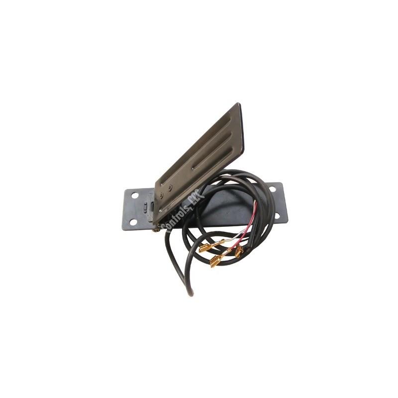 Pedálový ovladač plynu - zjednodušený