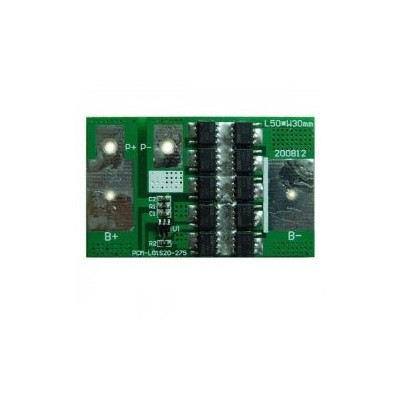Ochranný obvod pro 1 článek Lifepo 3,6V 20A)