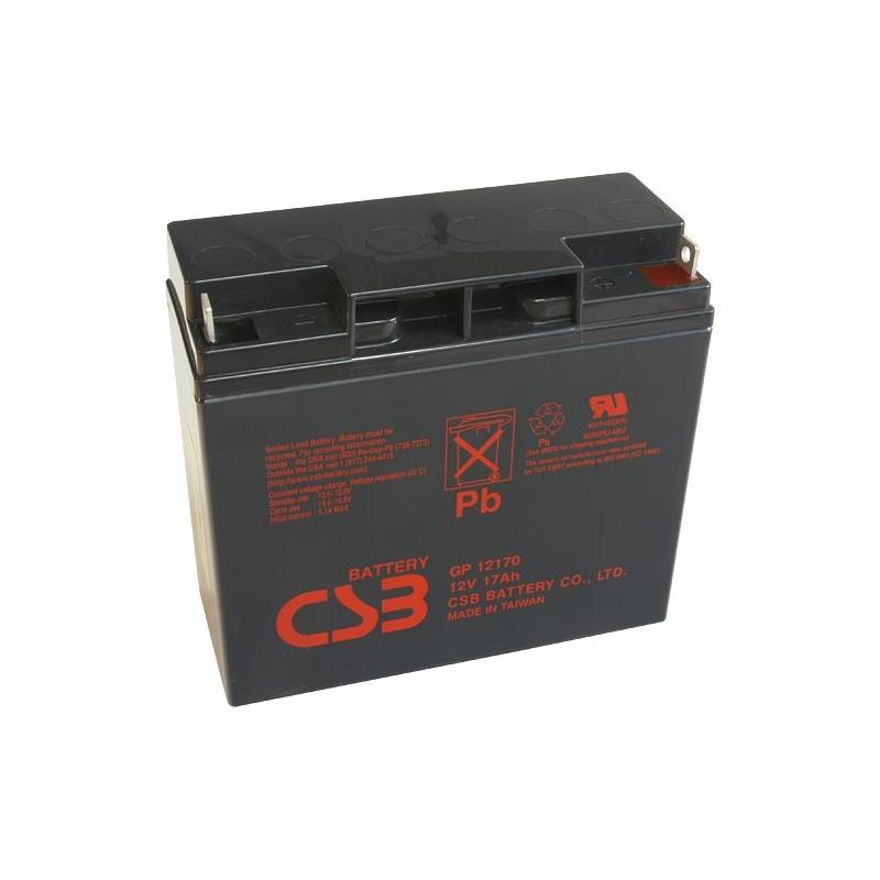 akumulátor CSB GP12170 12V17Ah
