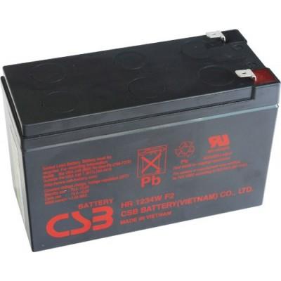 akumulátor CSB HR1234W F2 12V 9Ah