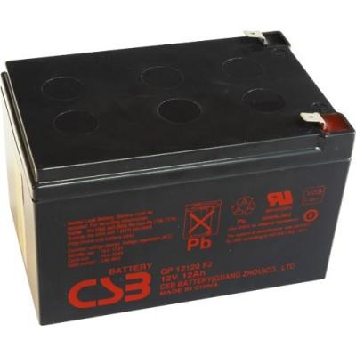 akumulátor CSB GP12120F2 12V 12Ah
