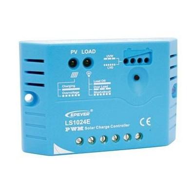 Solar PWM Regulator 12/24 V, 10A , Input 23V/46V (CMP12)