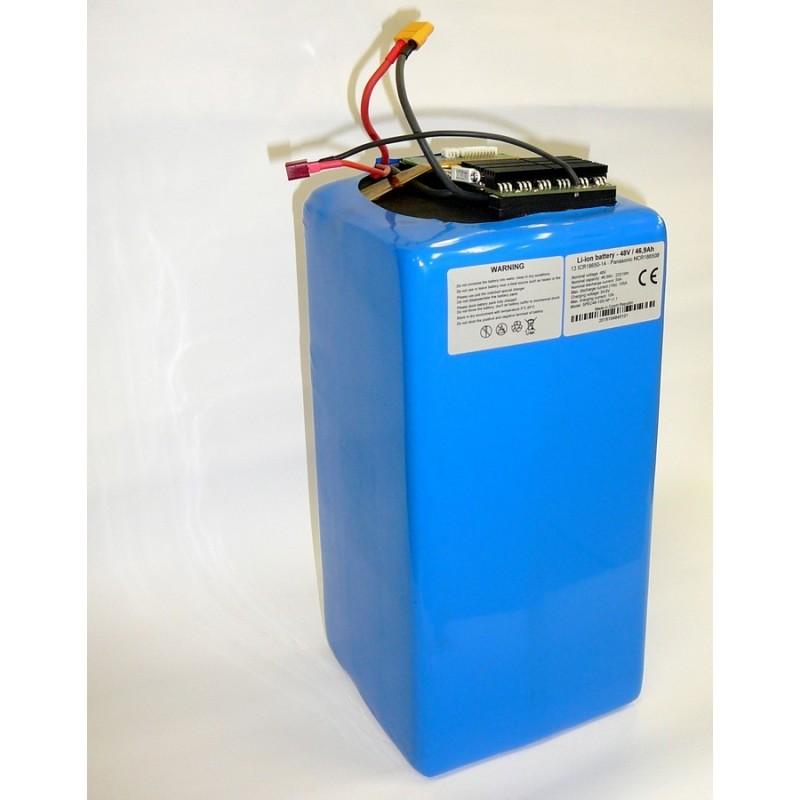 Akumulátor Li-ion Panasonic 48V, 46,9Ah, plast