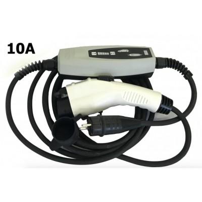 Nabíječka pro elektromobily  10A Type 1 J1772