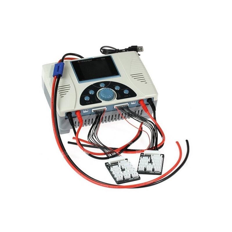 Nabíječka iCharger 4010 DUO 2000W 2x40A 10S