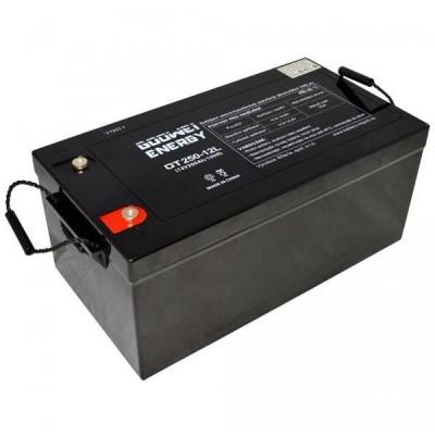 Pb akumulátor VRLA GEL 12V 250Ah