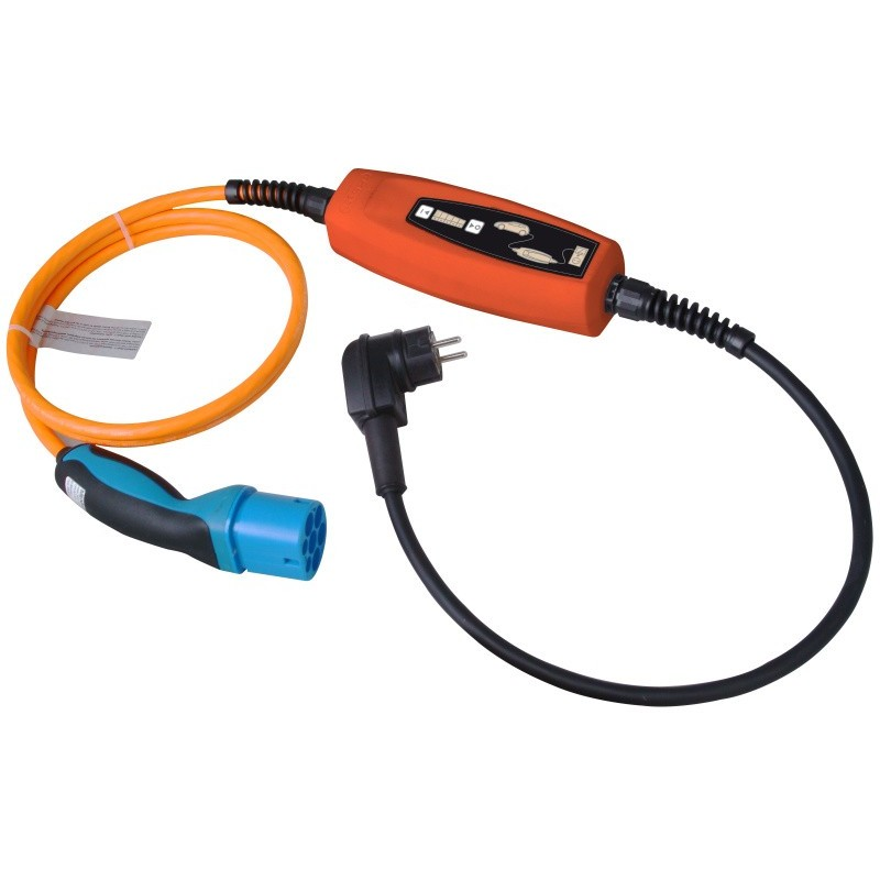 Univerzální nabíječ pro elektromobily PERCEDOS MK4