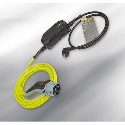 Nabíječka pro elektromobily 10A Type 2 Mennekes