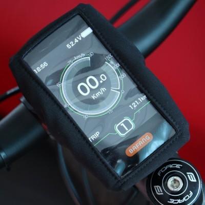 Ochranný obal LCD displeje C961/C10/C18, barva černá