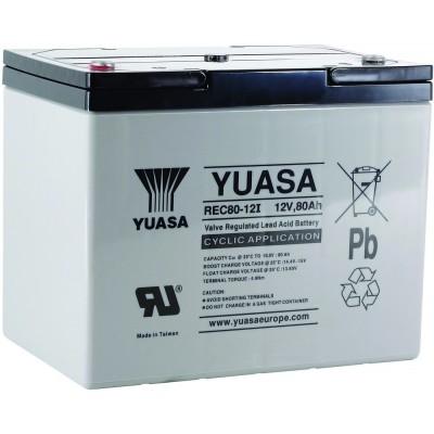akumulátor Yuasa 12V 80Ah REC80-12I