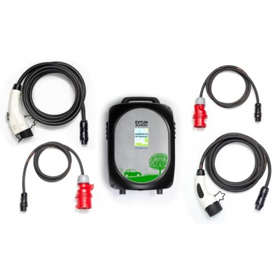 Accelev Type 1, Type 2 & Tesla US 2-phase charger 6kW & 8kW