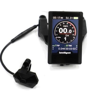 LCD TFT displej 850C pro středový motor a ENA