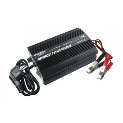 Nabíječka 12V 10A pro Pb GEL akumulátory