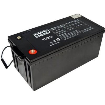 Baterie olověná VRLA GEL 12V 200Ah