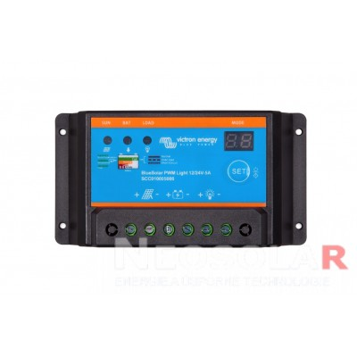 PWM solární regulátor Victron Energy 5A