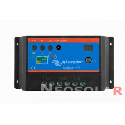 PWM solární regulátor Victron Energy 20A
