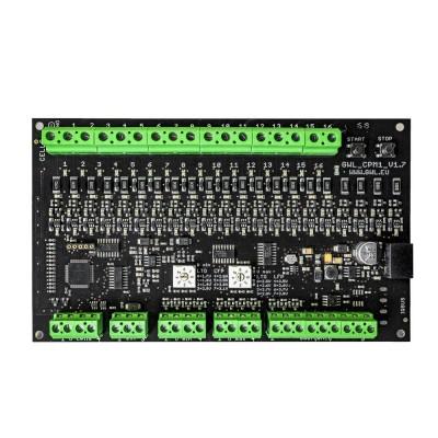 Bateriový monitor pro 4-16 LiFepo/LTO článků
