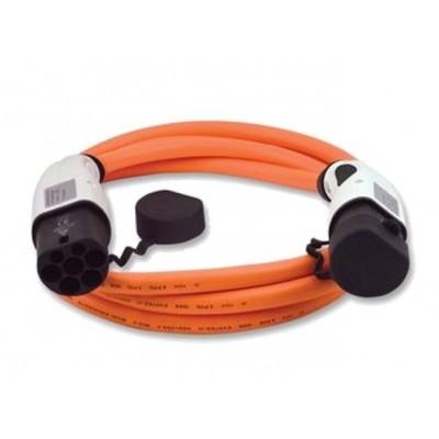 Nabíjecí kabel Mennekes 3x20A 13kW (samec-samice)