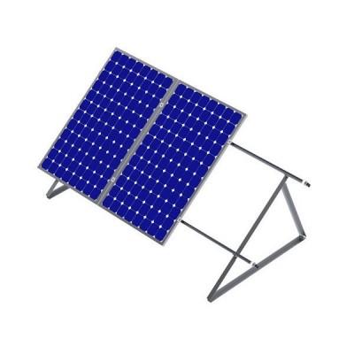 Konstrukce pro 2x solární panel