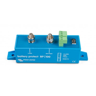 Ochrana baterií BP-100 12/24V