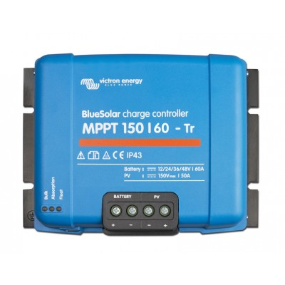 MPPT solární regulátor Victron Energy 150/60-Tr