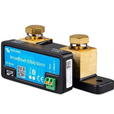 Bateriový monitor SmartShunt 500A