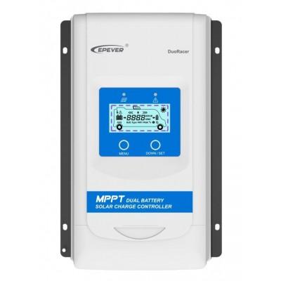 Solární regulátor MPPT DuoRacer 10A