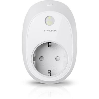 Chytrá WiFi zásuvka TP-LINK s měřičem spotřeby
