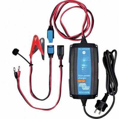 Univerální nabíječka baterií 24V 8A