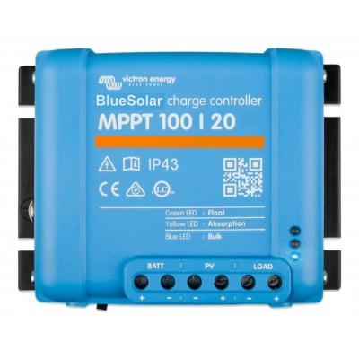 MPPT solární regulátor Victron Energy BlueSolar 20A 100V