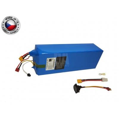 Akumulátor 48V 15,4Ah Li-ion plast