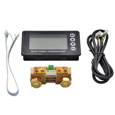 Bateriový monitor 350A 8-120V