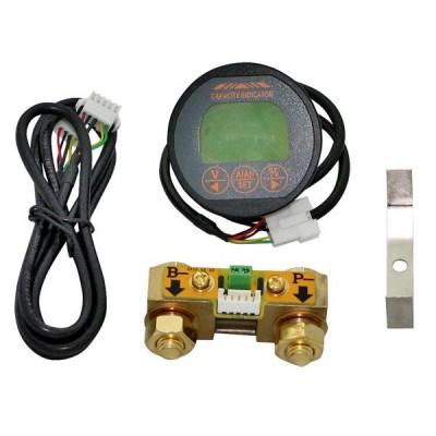 Bateriový monitor 350A 8-80V