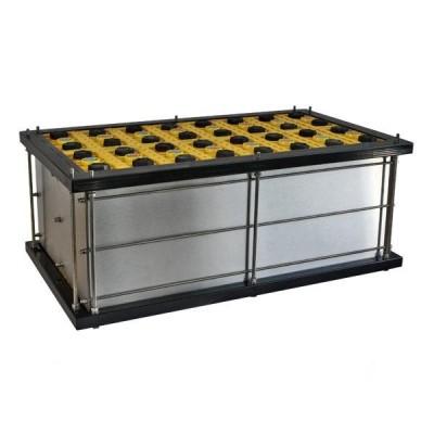 Bateriový box pro LiFeYPO4 16x40Ah