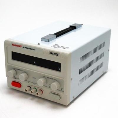 Laboratorní zdroj / nabíječ 0-60V/0-10A