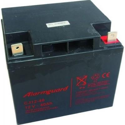 akumulátor Alarmguard CJ12-40 (12V/40Ah)