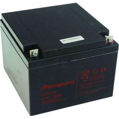 akumulátor Alarmguard CJ12-26 (12V/26Ah)