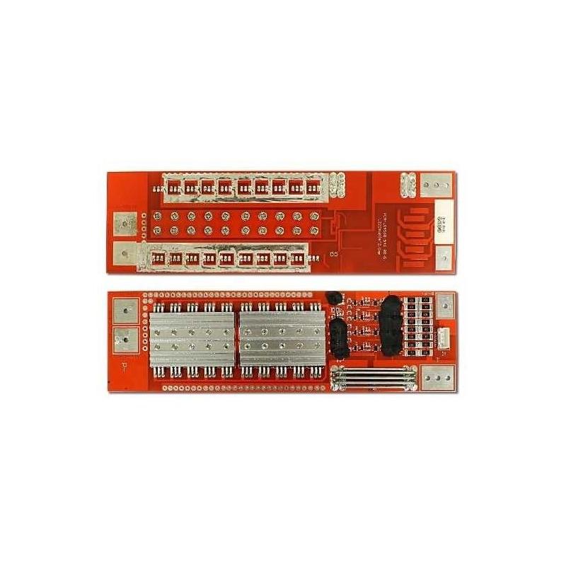 Simple Battery Management pro 4 články (12V/60A)