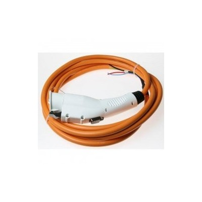 Nabíjecí kabel pro elektromobily standart J1772 (16A  5m)