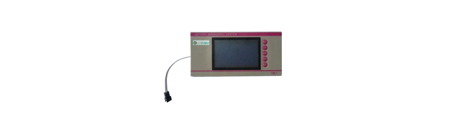 bms lifepo balancer monitor
