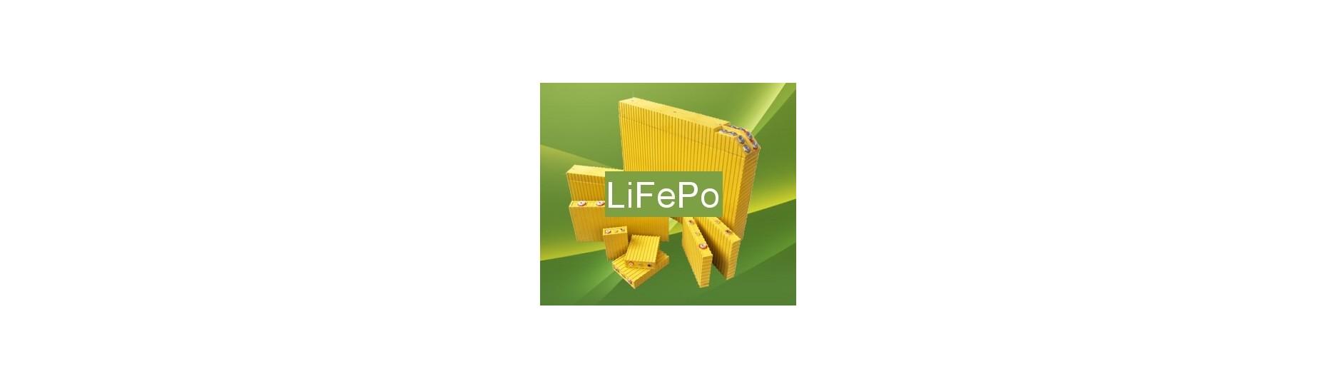 Nabíječky LiFePo