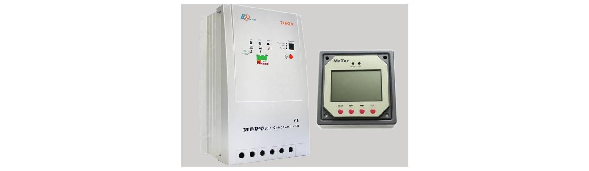Solární regulátory, MPPT, 12V, 24V, 48V