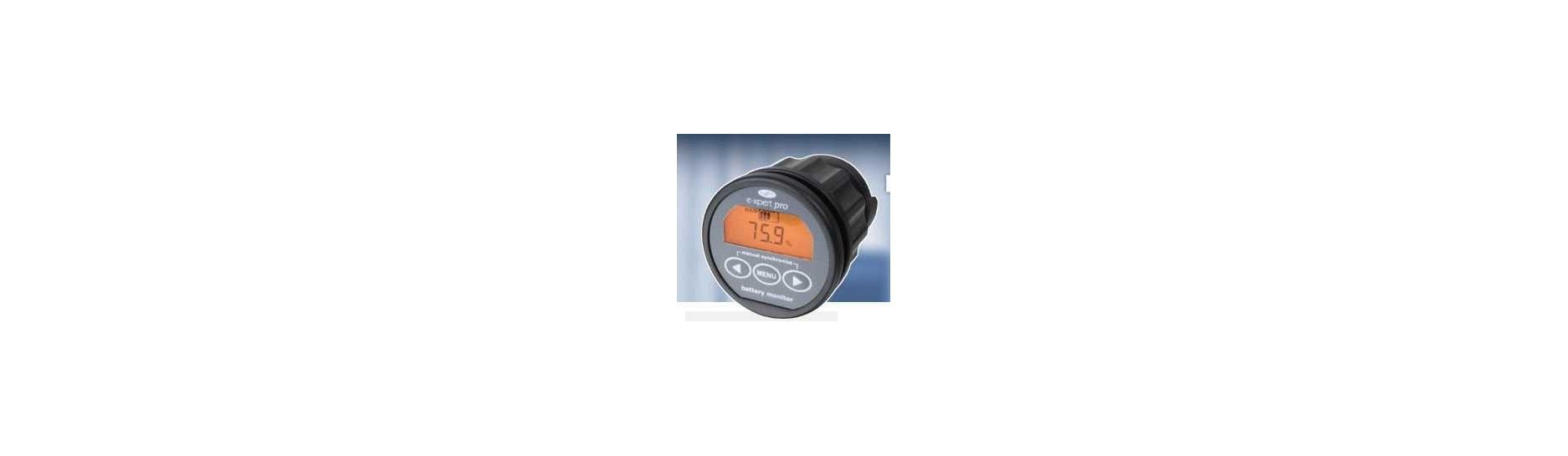 soc meter display display monitor kapacity baterií článků